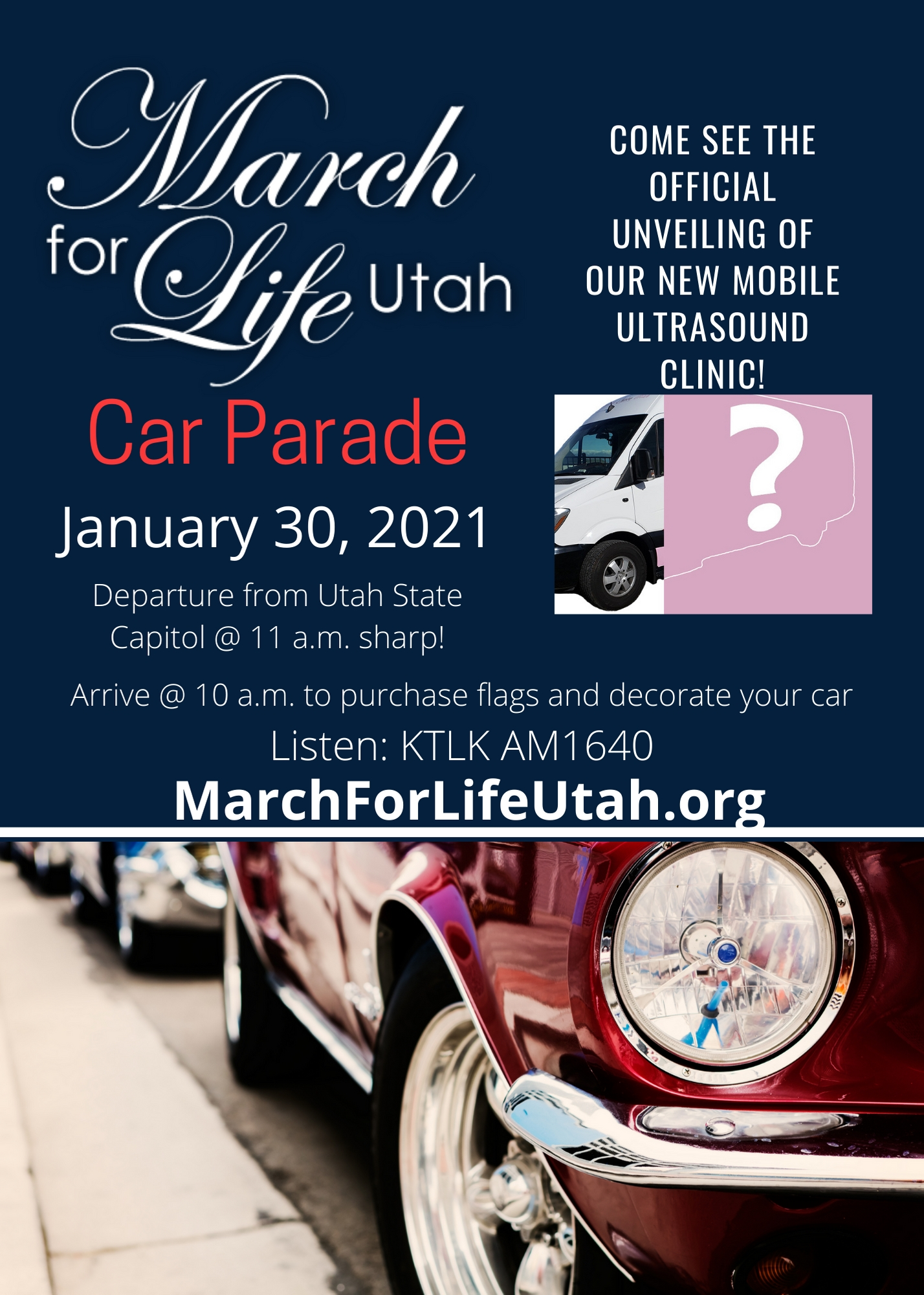March for Life Utah
